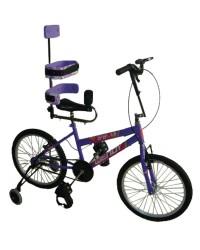 Detalhes do produto Bicicleta Adaptada